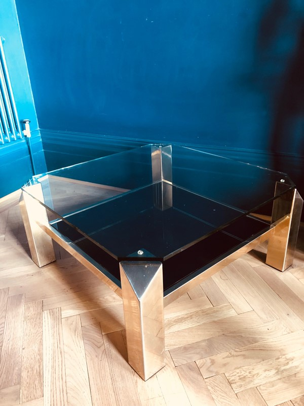 23 ct gold coffee table by Belgo Chrom-20th-century-filth-belgo-chrom-coffee-table-4-main-637012226253371358.jpg