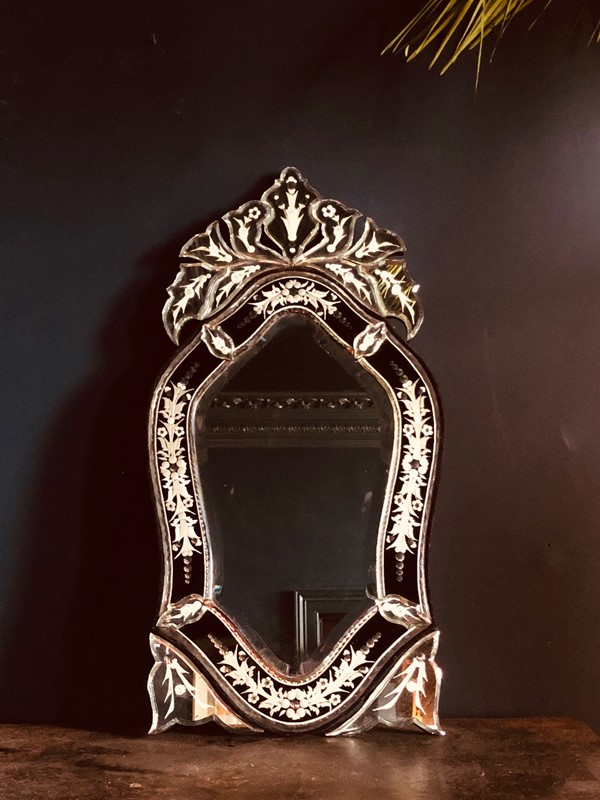Large Mid Century Venetian Mirror-20th-century-filth-black-glass-venetian-thumb-main-637274852045405595.jpg