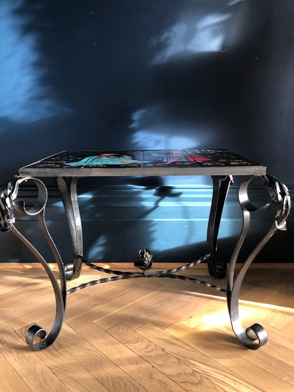 French Table by Atelier Cerenne, Vallauris-20th-century-filth-vallauris-table-7-main-637147934339760420.jpg