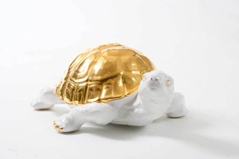 ceramic tortoise with gold detailing by Ronzan-3details-ceramic-tortoise-with-gold-detailing-by-ronzan-10-main-637327431027120036.jpg