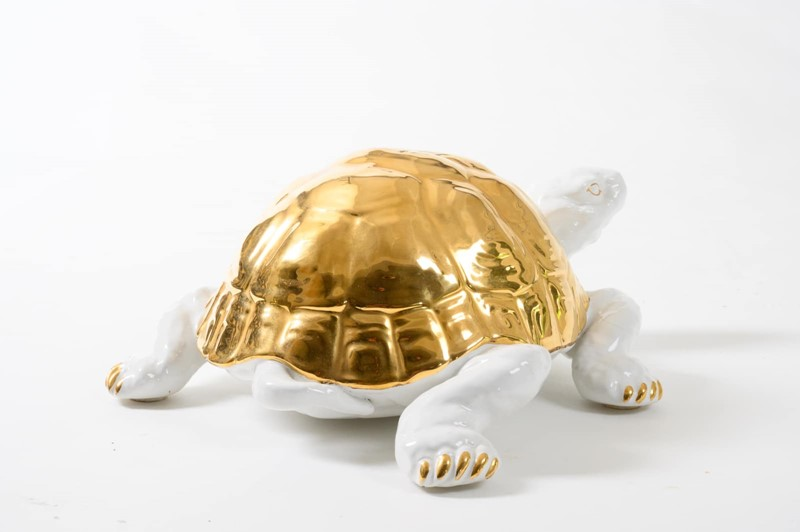 ceramic tortoise with gold detailing by Ronzan-3details-ceramic-tortoise-with-gold-detailing-by-ronzan-3-main-637327430995714205.jpg
