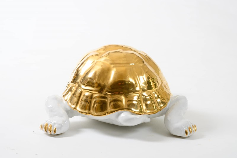 ceramic tortoise with gold detailing by Ronzan-3details-ceramic-tortoise-with-gold-detailing-by-ronzan-4-main-637327431006651415.jpg