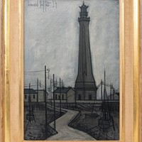 Le Phare by Bernard Buffet