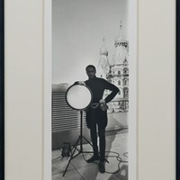 Original photograph of Eric Wright by Karl Lagerfe