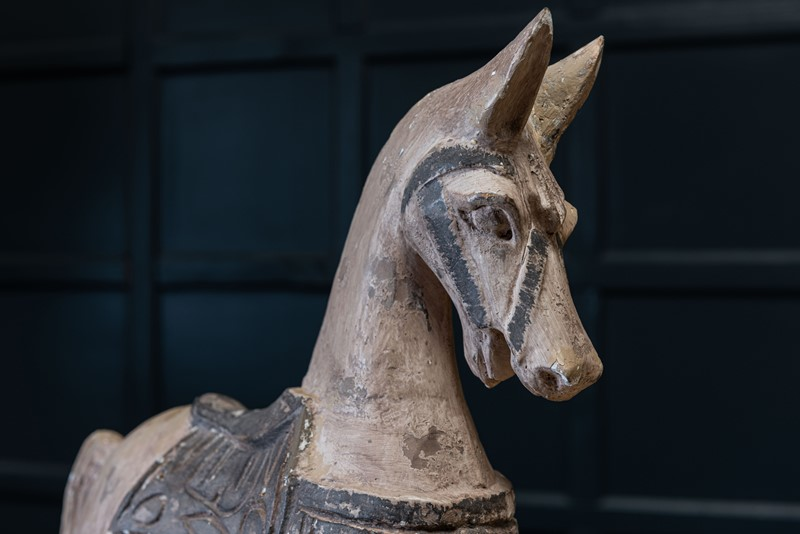 19thC French Polychrome Carved Horse Sculpture-adam-lloyd-interiors-19thc-french-carved-horse-sculpture2-main-637431834081913259.jpg