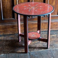 Mid Century Scandinavian Painted Side/Centre Table