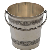 French neo-classical revival ice bucket