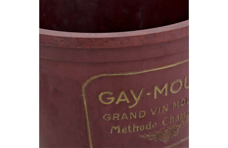 Bakelite 'Gay Mousse' Champagne Bucket-adps-antiques-2518-white-1-copy-main-637098460177374563.png