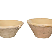 Pair Of Large Tian Bowls