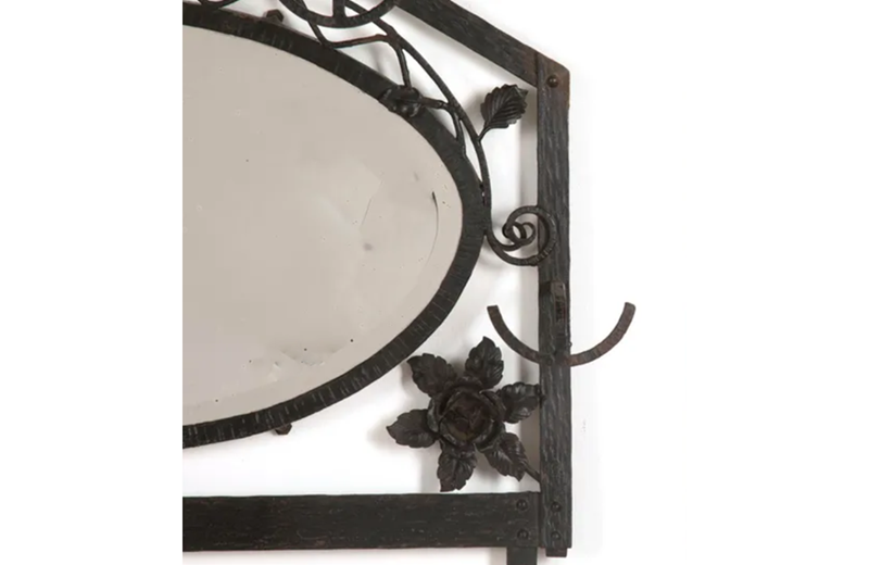 1930's  mirrored coat/hat rack-adps-antiques-3599-3-main-637366542804083105.png