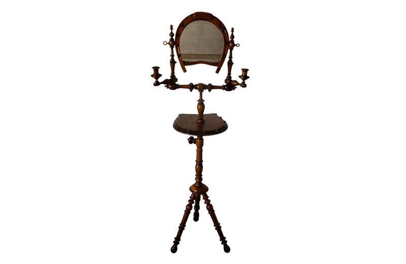 Equestrian theme gentleman's shaving mirror-adps-antiques-3868-2-main-637388937174622214.jpg