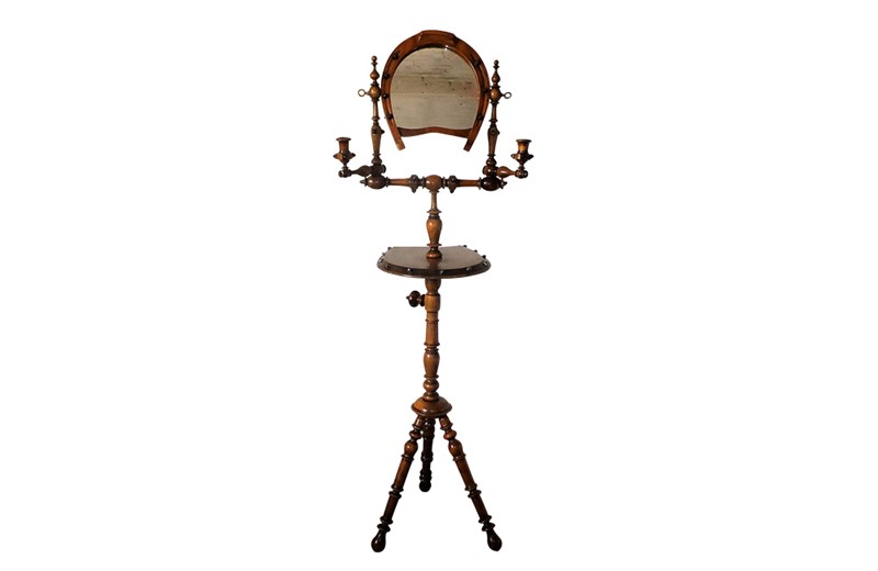 Equestrian theme gentleman's shaving mirror-adps-antiques-3868-3-main-637388936423217625.jpg