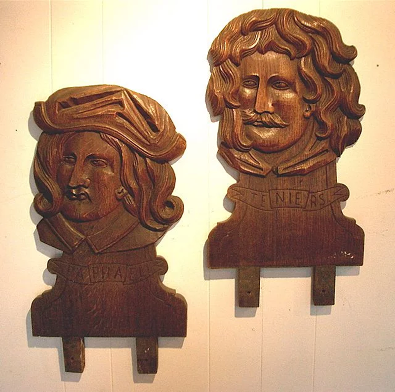 Pr.of Carved Heads from Artists' Materials Shop-aeology-at-relic-antiques-carved-art-shop-heads-shop-florence-full-1o-2048-47-f-main-637256750112440416.png