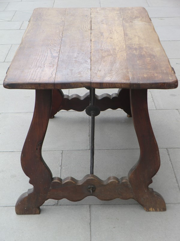 Spanish 'Arts & Crafts' Oak Refectory Table-aeology-at-relic-antiques-cimg8553-main-637242043365847868.JPG