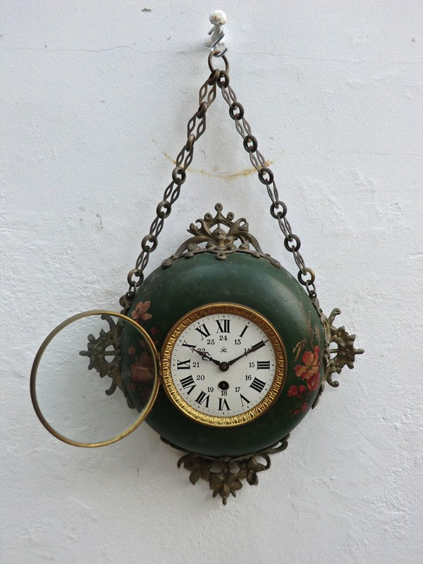 Decorative 19th C.Wall Clock from France by Japy -aeology-at-relic-antiques-cimg8792-main-637268195244888522.JPG
