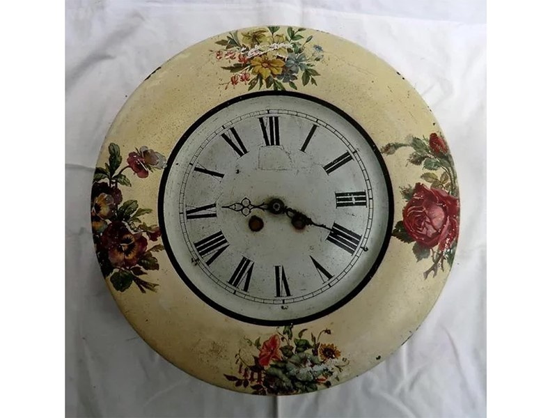 Vintage Toleware wall clocks from France-aeology-at-relic-antiques-relic-265-1500px-main-637201250118262786.jpg