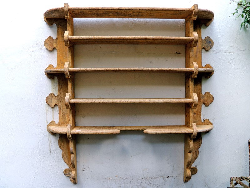 Old Pine Shelf Rack from French Pastry Shop-aeology-at-relic-antiques-relic-antiques-21441-main-637178766698025590.jpg