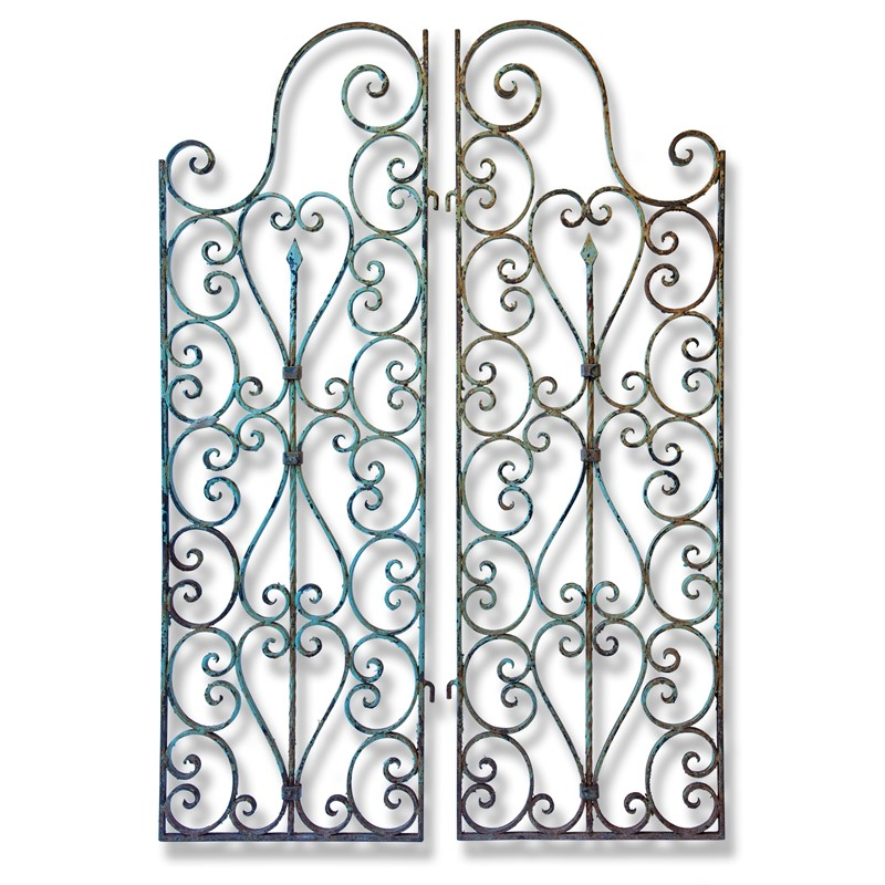 Pair of Small 19th Century French Iron Gates-aeology-at-relic-antiques-relic-antiques-49982-main-637178910834923764.jpg