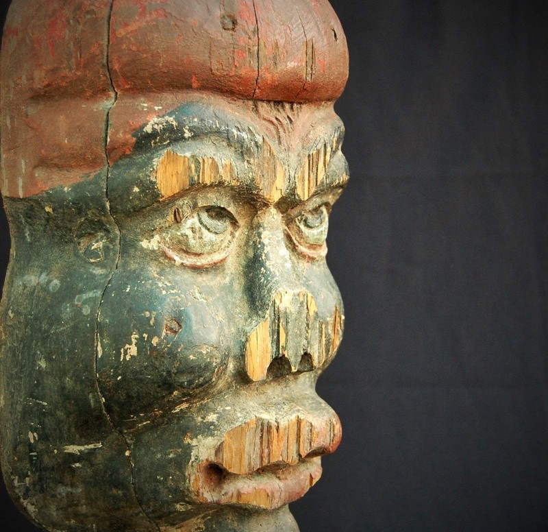 Fairground 'African' Target Head  from France-aeology-at-relic-antiques-s-l1600-4-main-637174542663355372.jpg