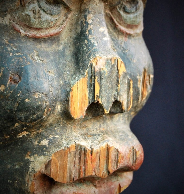 Fairground 'African' Target Head  from France-aeology-at-relic-antiques-s-l1600-5-main-637174542675855261.jpg