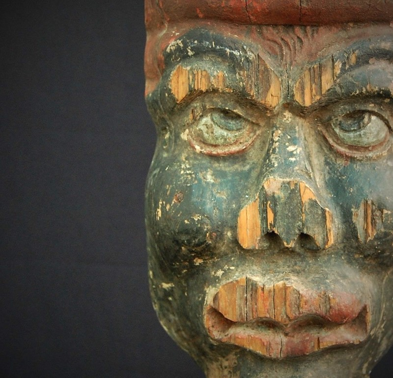 Fairground 'African' Target Head  from France-aeology-at-relic-antiques-s-l1600-7-main-637174542687574070.jpg