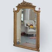 A 19th Century Giltwood Mirror