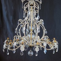 Chandelier, 19th Century, Italy