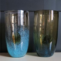 Pair of vintage Murano glass Vases