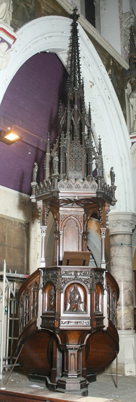 19th century gothic oak pulpit with canopy-andy-thornton-atvmcha0137-main-637093255662259986.JPG