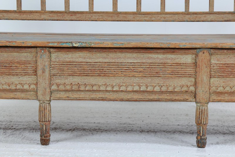 Swedish 18thC Gustavian Painted  Sofa Bench -anton-k-img-8741-main-636794526592840254.jpg