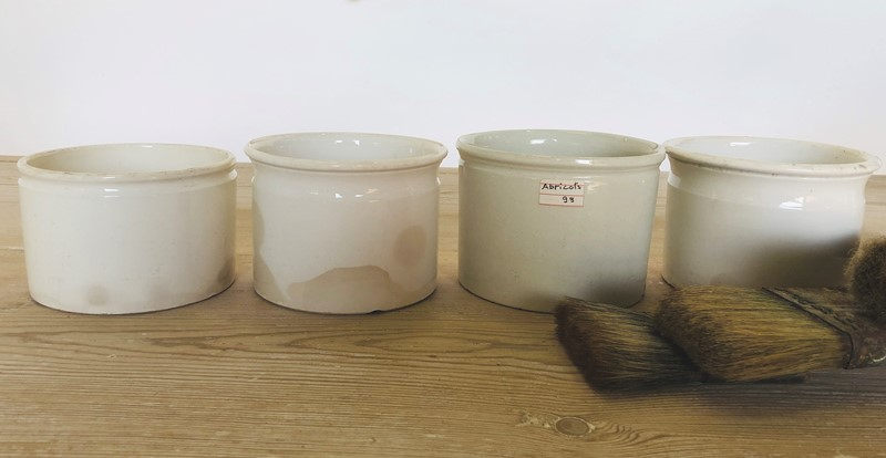 4 Medium White French Porcelain Pate Jars-appley-hoare-4mediumpatejars2-main-636944821720382078.jpg