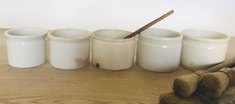 5 Large French White Porcelain Pate Jars-appley-hoare-5largepatejars2-main-636944819092566247.jpg