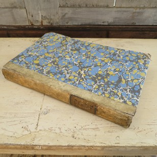 Large 19th century French Book printed 1807