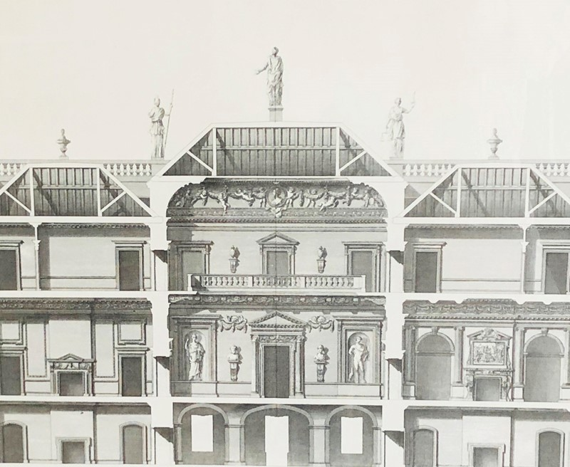 19th c Etching of Facade of old Building - c 1980 -appley-hoare-etchingbuilding3-main-636952503779556872.jpg