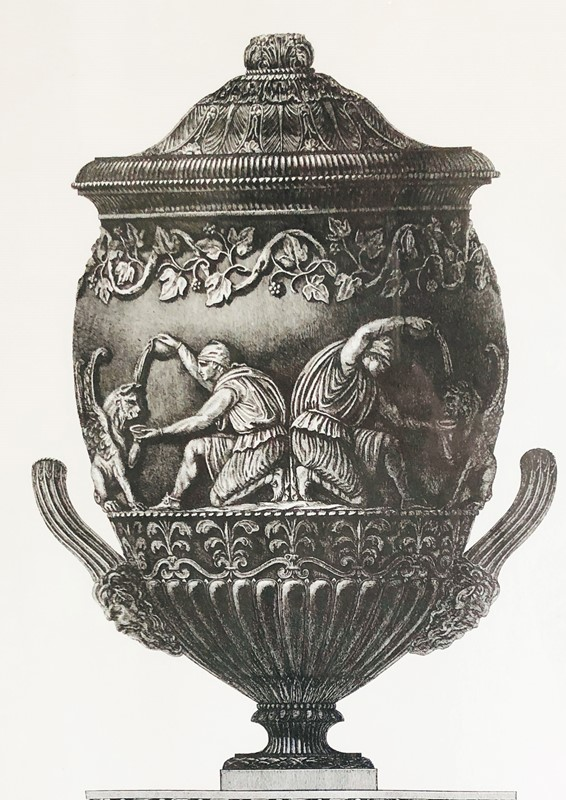 19th c Italian Etching of an Urn - circa 1880-appley-hoare-etchingurn2-main-636952507759275941.jpg