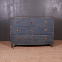 Austrian Bowfront Commode