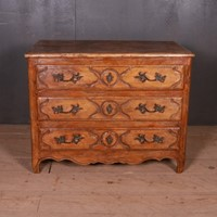 Original Painted French Commode