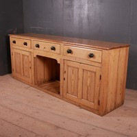 Welsh Pine Dresser Base