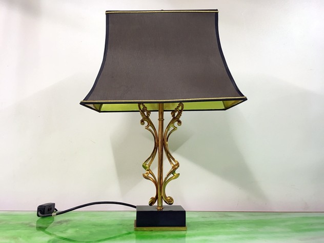 Abstract brass lamp with marble base-august-interiors-009_main_636179265123002858.JPG