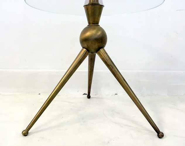 A pair of Italian brass and glass side tables-august-interiors-033_main_636179296122935168.JPG