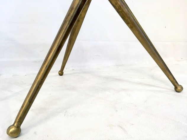 A pair of Italian brass and glass side tables-august-interiors-036_main_636179296303591274.JPG