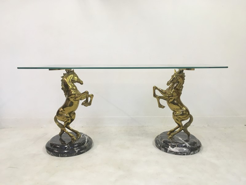 1970s Italian brass horse and marble console table-august-interiors-048-main-636752115991528973.JPG