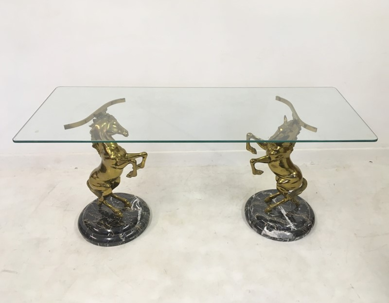 1970s Italian brass horse and marble console table-august-interiors-049-main-636752116045411229.JPG