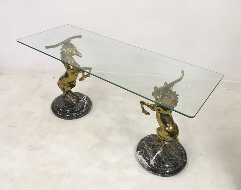 1970s Italian brass horse and marble console table-august-interiors-053-main-636752116265430373.JPG
