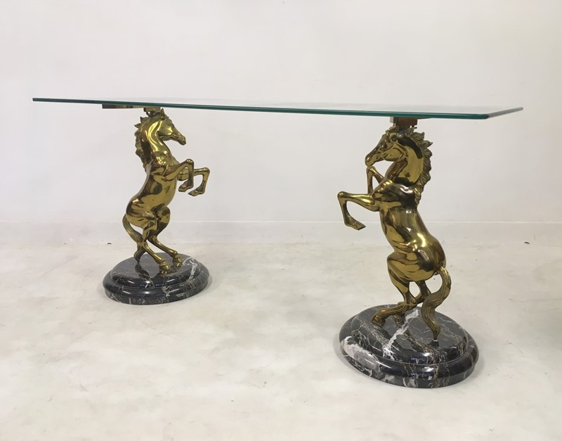 1970s Italian brass horse and marble console table-august-interiors-054-main-636752116322304495.JPG