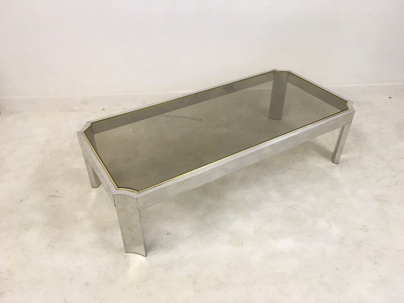 1970s aluminium and brass coffee table-august-interiors-060-main-636955949984831685.JPG