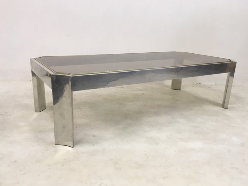 1970s aluminium and brass coffee table-august-interiors-061-main-636955950040924921.JPG