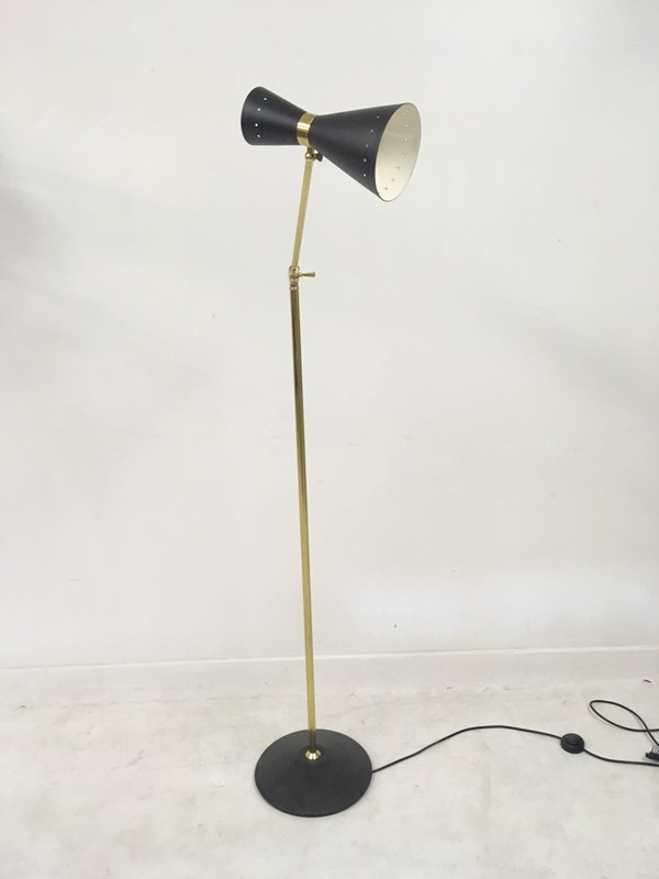 1950s style brass and black diabolo floor lamp-august-interiors-132-main-636644950804487227.JPG
