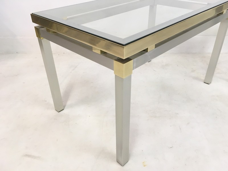 1970s Italian aluminium and brass side tables-august-interiors-165-main-636675042918607982.JPG