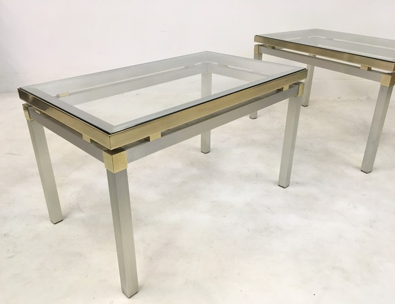 1970s Italian aluminium and brass side tables-august-interiors-171-main-636675043287098878.JPG